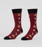 THE DUDE ABIDES MENS SOCKS