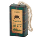 FOREST MUSK SOAP ON A ROPE