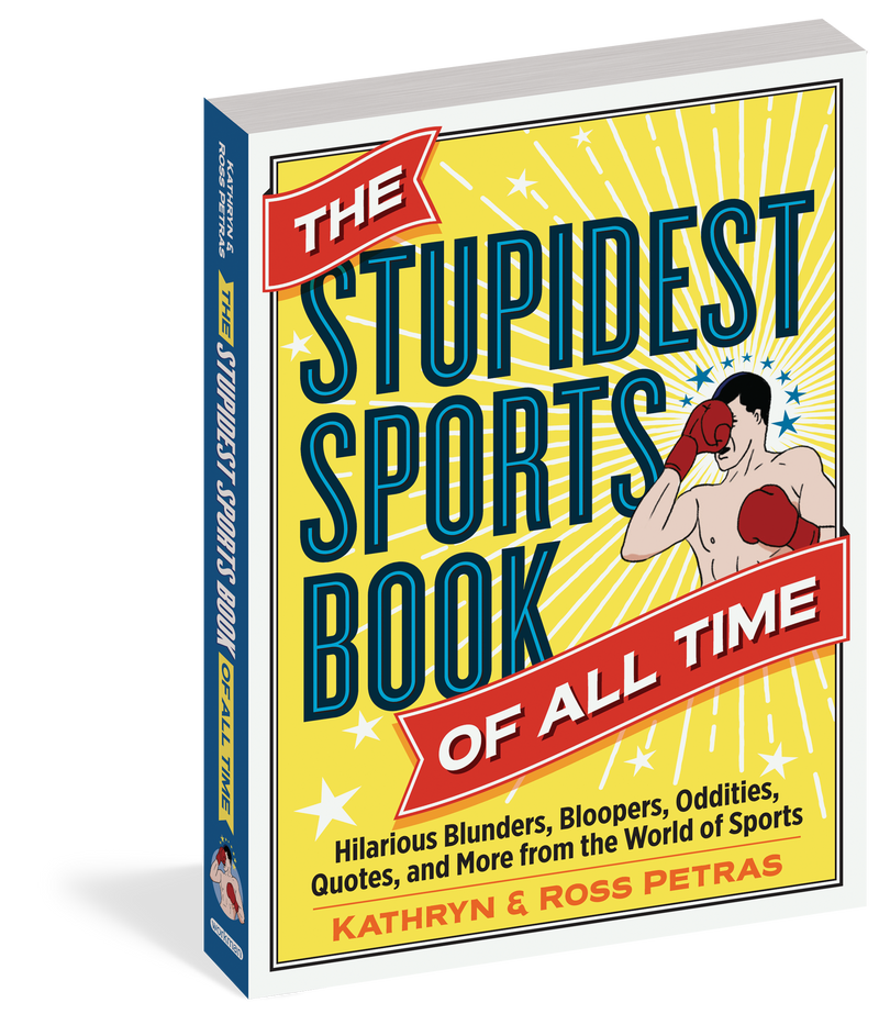 BOOK STUPIDEST SPORTS