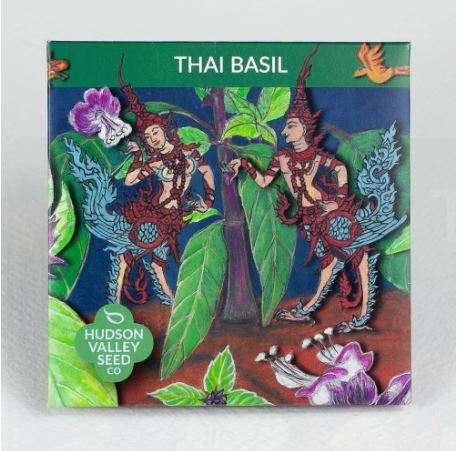 SEED PACKET THAI BASIL
