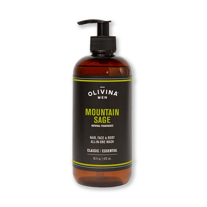 OLIVINA MOUNTAIN SAGE ALL-IN-ONE WASH