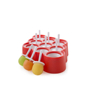POPSICLE MOLD MINI ROUND POPS