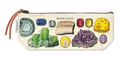 ZIP POUCH MINI MINERALS