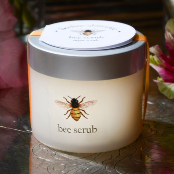 BEE HONEY SUGAR SCRUB