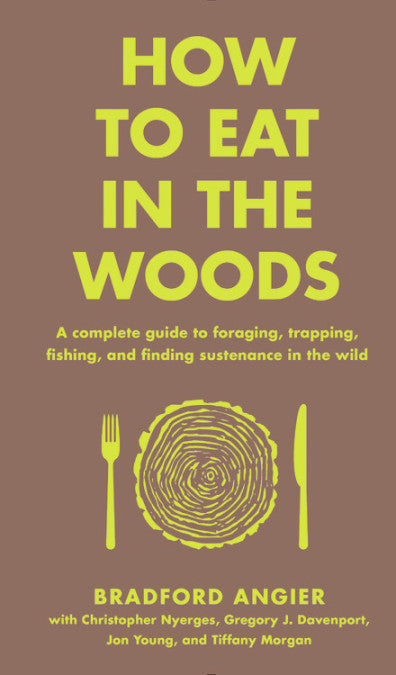 BOOK EAT IN THE WOODS