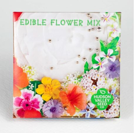 SEED PACKET EDIBLE FLOWER MIX