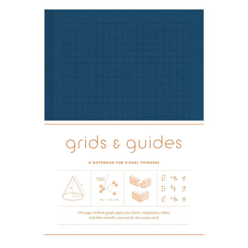 JOURNAL GRIDS & GUIDES NAVY