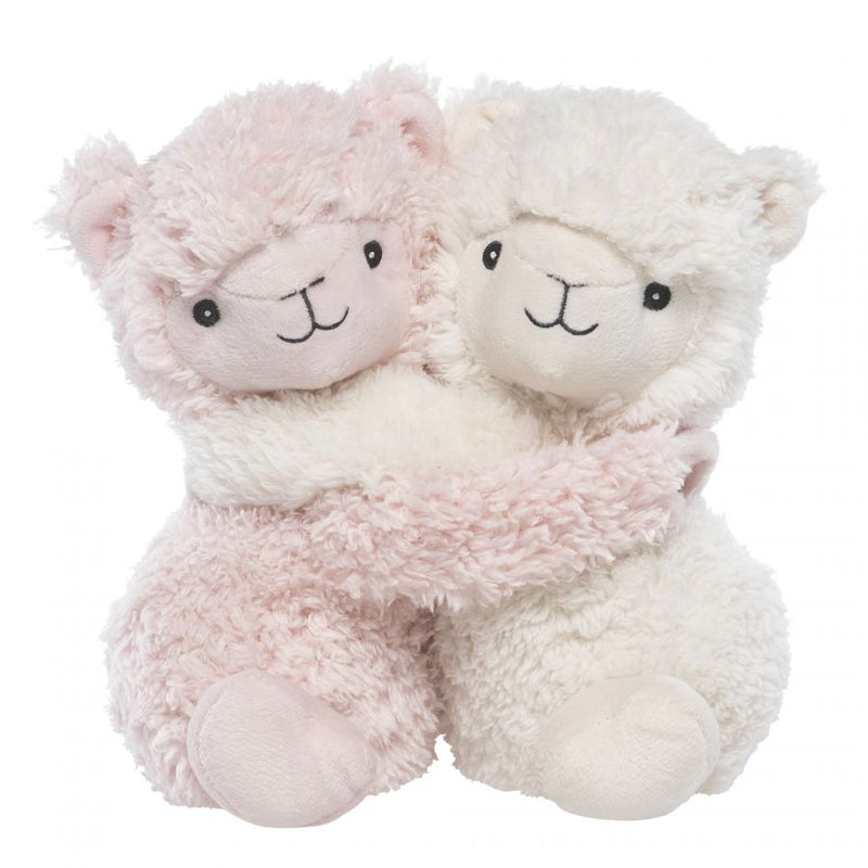 HEAT-UP COZY LLAMA HUGS