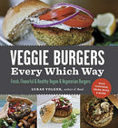 COOKBOOK VEGGIE BURGERS EVERY WHICH WAY