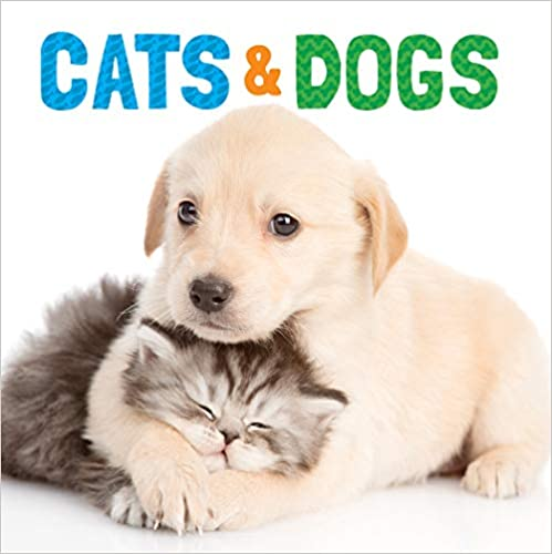BOARD BOOK CATS & DOGS
