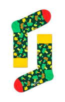 HAPPY SOCKS MENS BROCCOLI GREEN