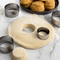 ROUND DOUGH CUTTERS (SET OF 4)