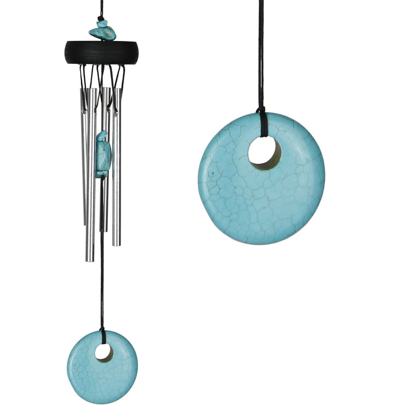 WIND CHIME TURQUOISE MINI