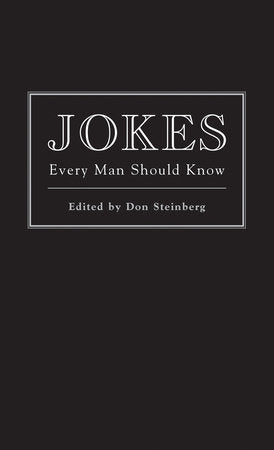 BOOK JOKES EVERY MAN SHOULD KNOW