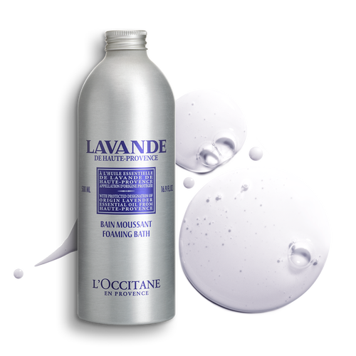 L'OCCITANE LAVENDER FOAMING BATH