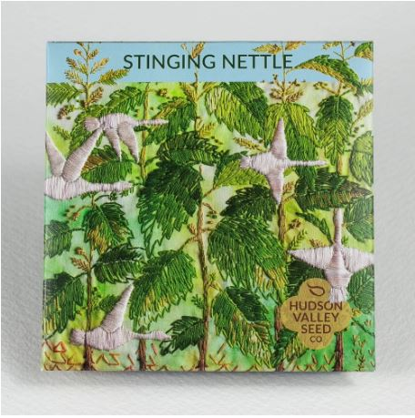 SEED PACKET STINGING NETTLE