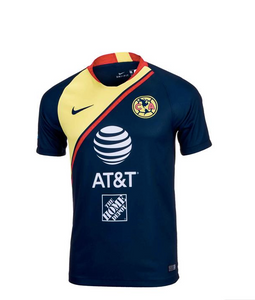 7bf6b2b3ee6 Mexico Club America 18 19 Away Men Soccer Jersey – AztecJersey