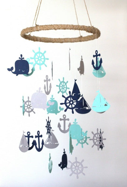 DESIGN Your Own LARGE NAUTICAL Mobile
