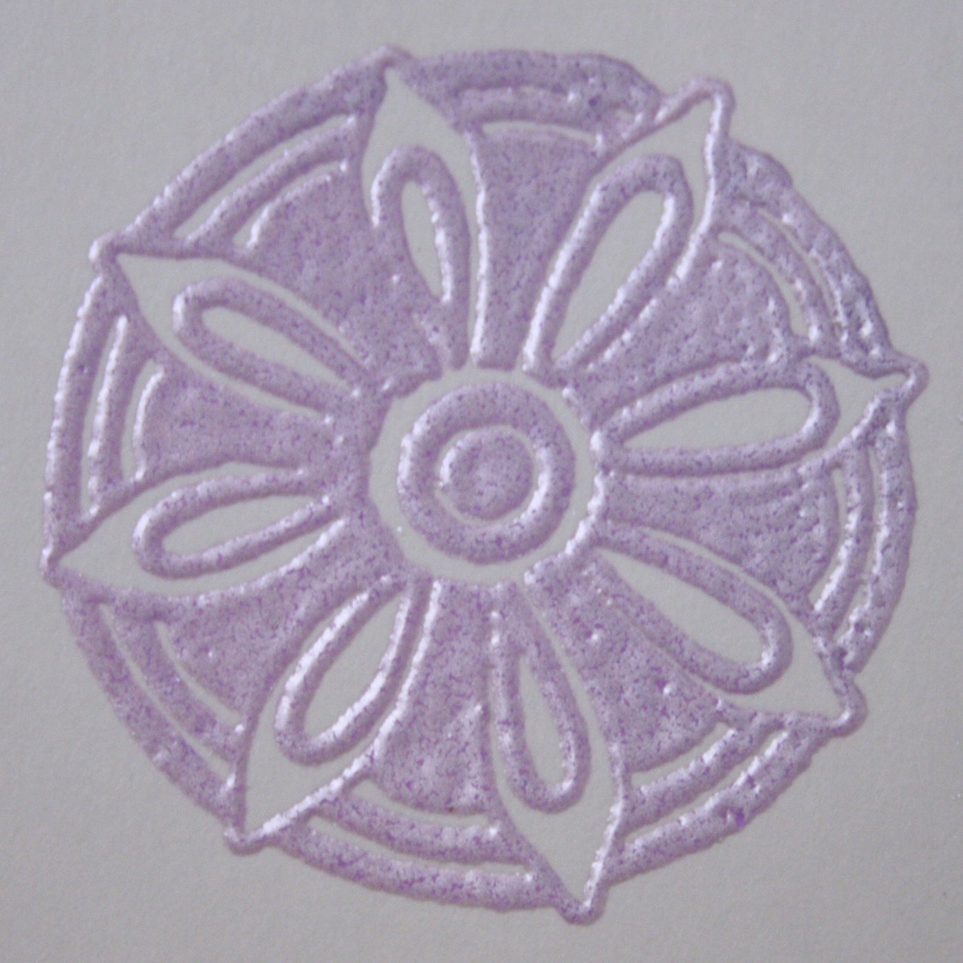 Embossing Powder Silver Pearl  EP391