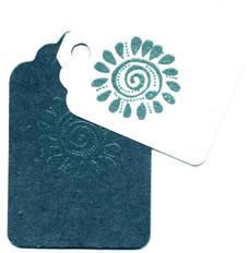 Embossing Powder Madagascar Green EP357