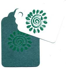 Embossing Powder Pines Green EP365