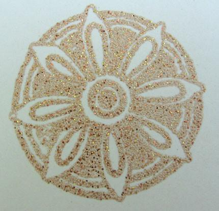 Embossing Powder Candlelight (Cosmic-Opaque) EP386