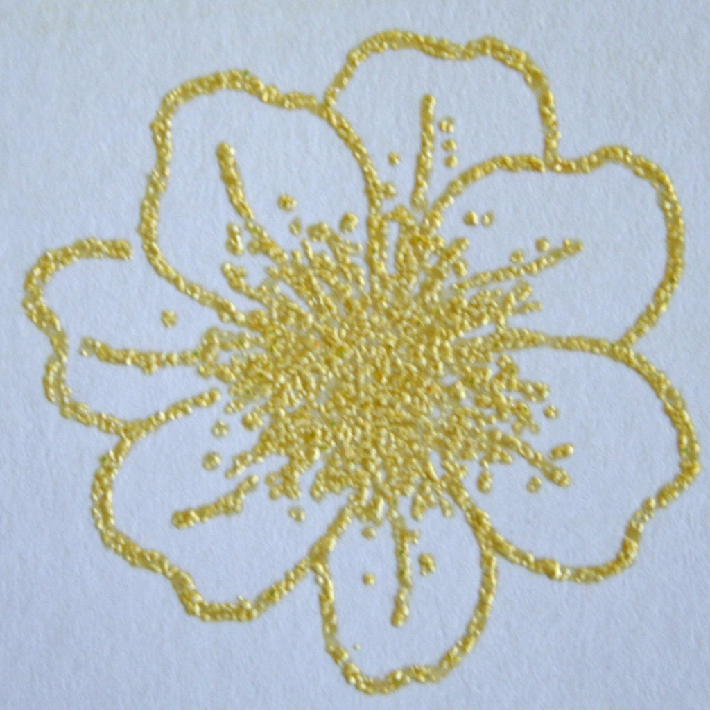Embossing Powder Buttercup Petal EP389