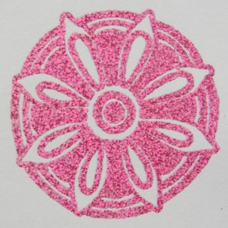 Embossing Powder Dragon Fruit EP410