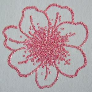 Embossing Powder Princess Rose EP387
