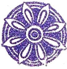 Embossing Powder Royal Purple (Opaque) EP275