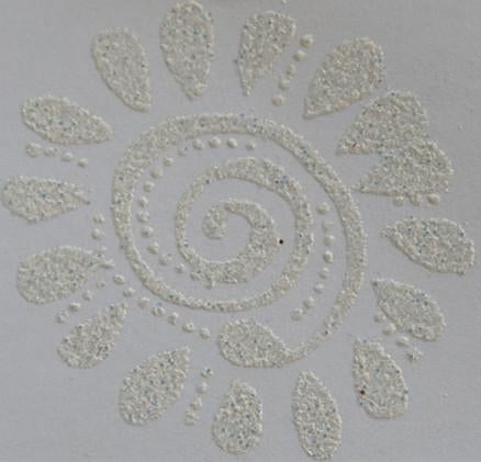 Embossing Powder Winter White EP409