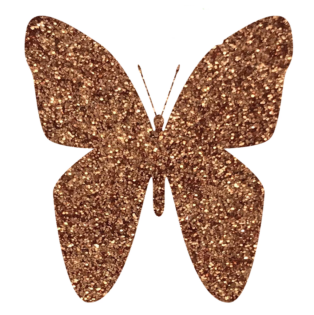 Ultrafine Glitter Copper Penny G1009