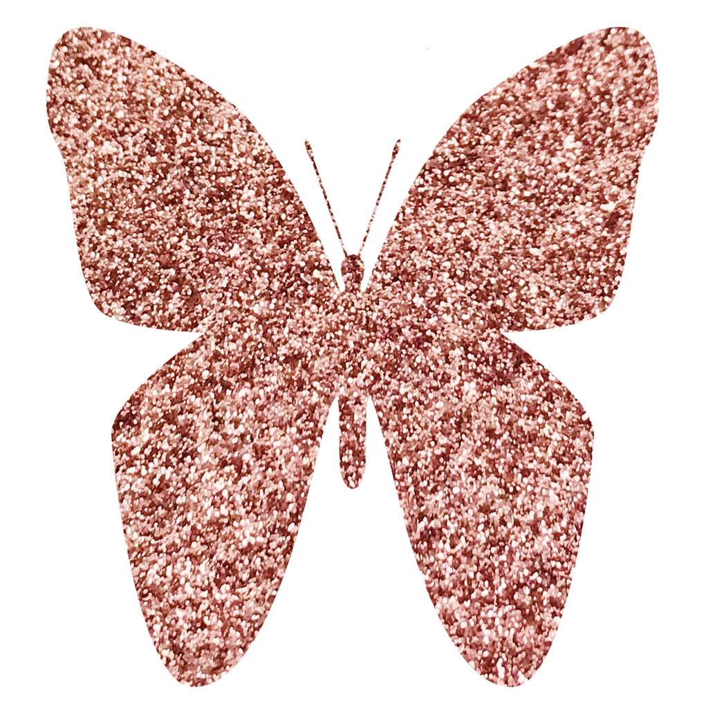 Ultrafine Glitter Shell Pink (Opaque) G1022
