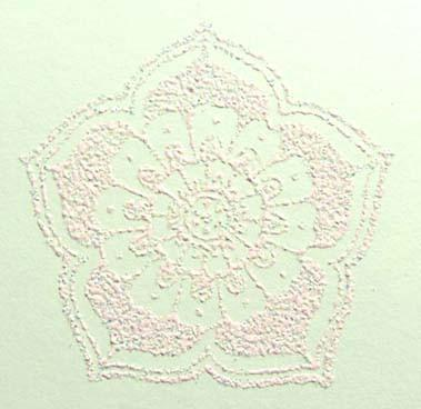 Embossing Powder Lana Pink EP150