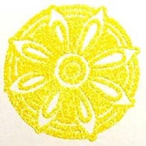 Embossing Powder Lemon Chiffon EP315