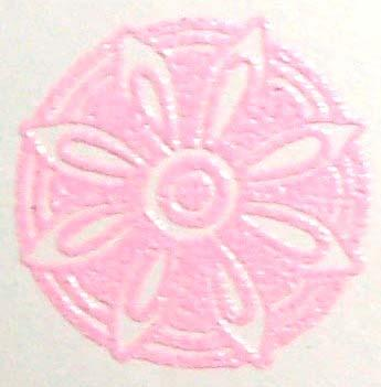 Embossing Powder Petal Pink EP220