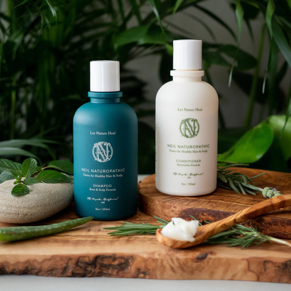 Bundle: Root & Scalp + Restorative
