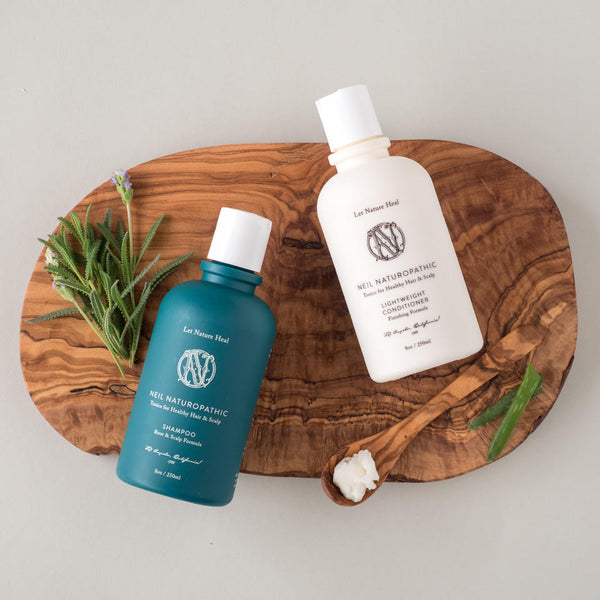 Bundle: Root & Scalp + Finishing
