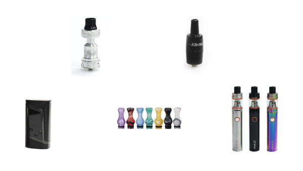 Vape Accessories for eCigs and Vaporizers | Coils Charger Batteries