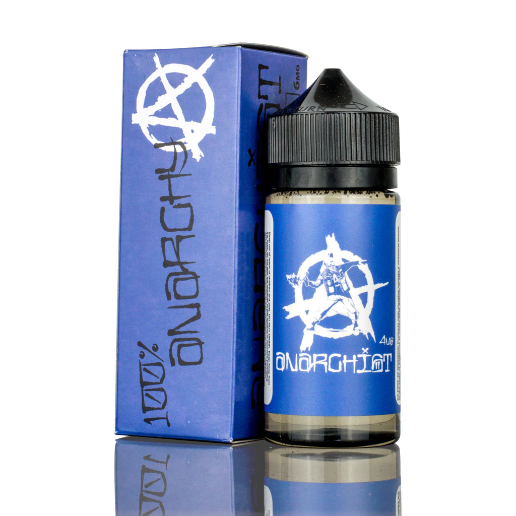 ANARCHIST - Blue Eliquid 100ml