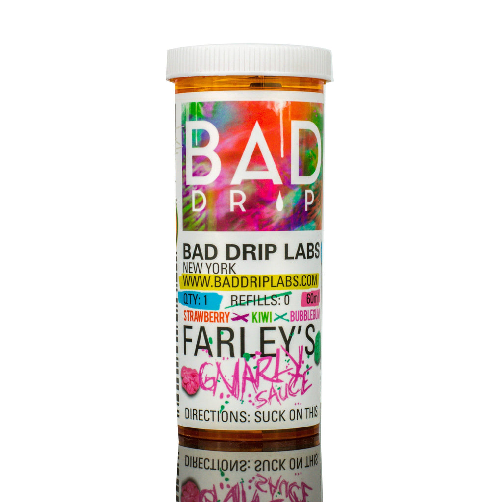 BAD DRIP - Farley's Gnarly 60ML eLiquid