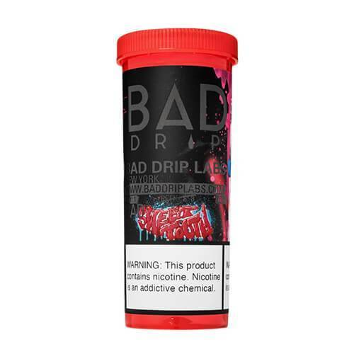 BAD DRIP - SWEET TOOTH 60ML eLiquid