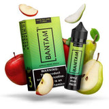 BANTAM - APPLE PEAR PRESS 60ML eLiquid