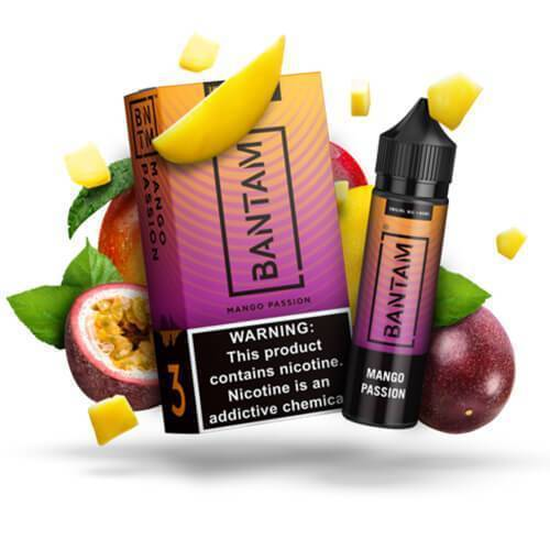 BANTAM - MANGO PASSION 60ML eLiquid