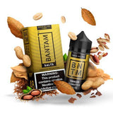 BANTAM SALTS - TOBACCO PEANUTTER 30ML eLiquid