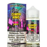 CANDY KING - Pink Squares 100ML eLiquid