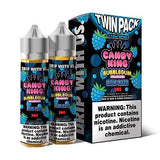 CANDY KING BUBBLEGUM COLLECTION - Blue Razz 2X60ML eLiquid
