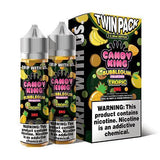 CANDY KING BUBBLEGUM COLLECTION - Tropic 2X60ML eLiquid
