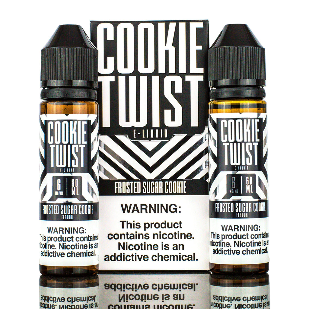COOKIE TWIST - Frosted Sugar Cookie 120ML eLiquid