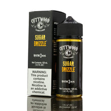 Load image into Gallery viewer, CUTTWOOD - Sugar Drizzle 120ML eLiquid